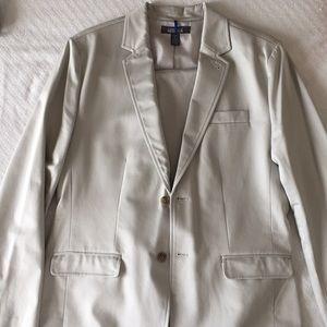 Kenneth Cole Reaction beige Summer suit!